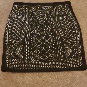 Fashion Nova Skirts - Studded skirt